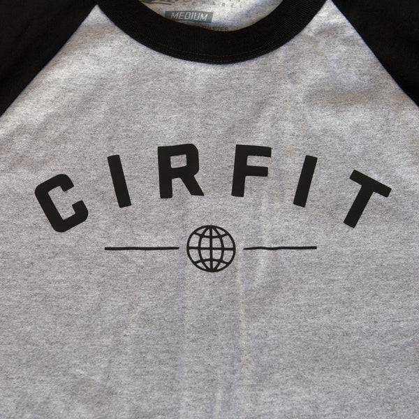 "CIRFIT ""Original"" 3/4 sleeves - Gray/Black"