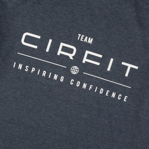 CIRFIT Team Logo Tee - Denim Navy