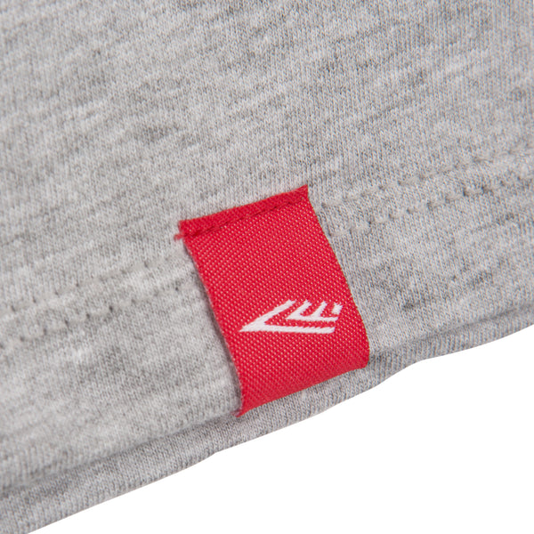 CIRFIT Team Logo Tee - Gray/Red
