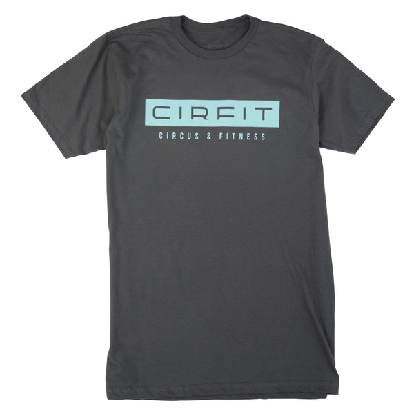 Men's CIRFIT Stamp Tee - Dark Gray