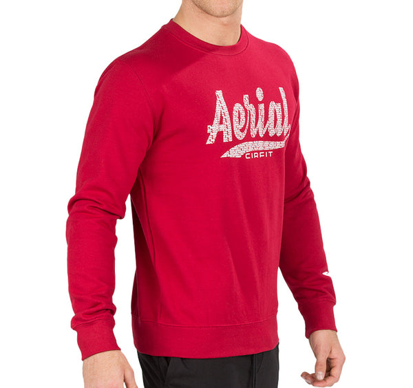 "CIRFIT ""Aerial"" Sweat Shirt - Red Hot Chilli"
