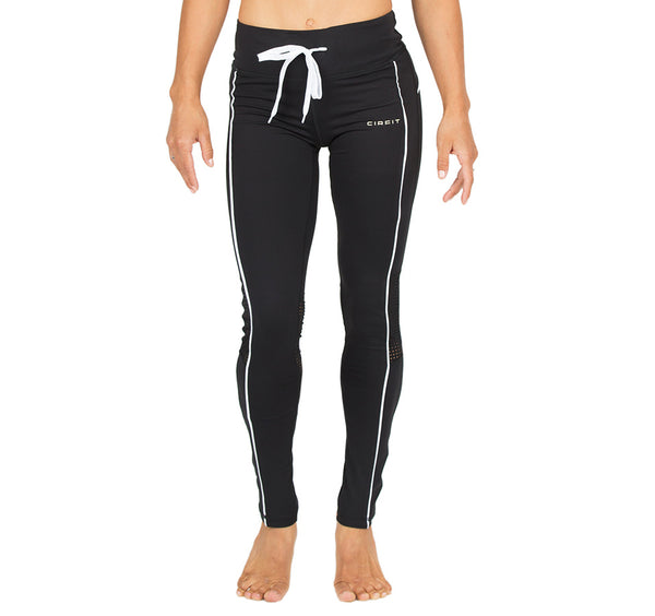 "Women's CIRFIT ""The Line""  Leggings - Black"