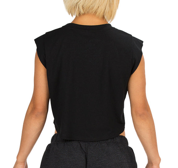 "CIRFIT Women's ""My Wings"" Crop - Black"