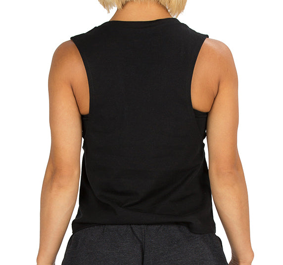 "CIRFIT Women's ""Signature"" Crop - Black"