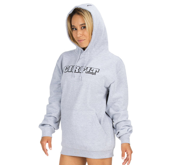 CIRFIT Women's Stylish Hoodie - Gray