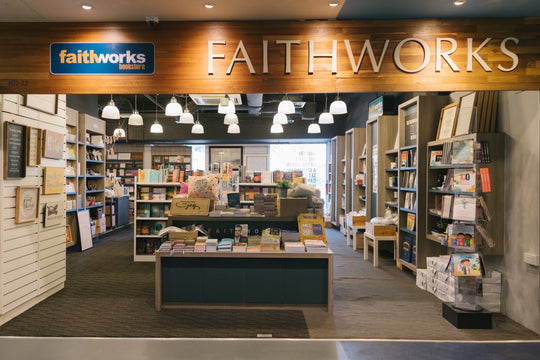 Address (Waze Faithworks Bookstore) :