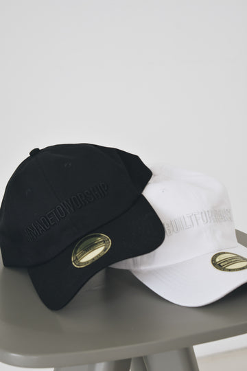 #MADETOWORSHIP & #BUILTFORPRAISE CAPS BUNDLE DEAL