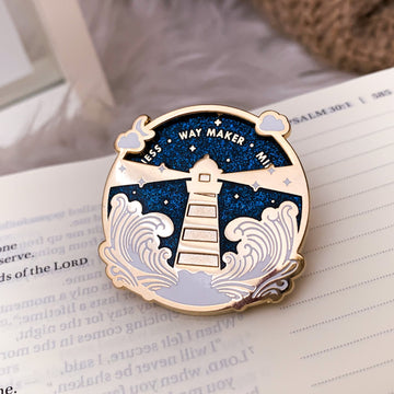 WAY MAKER ENAMEL PIN