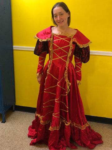Rubie's Costume Company - The Regency Selection - Queen Isabella