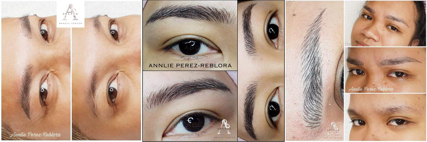 Eyebrow Microblading Services here in the Philippines