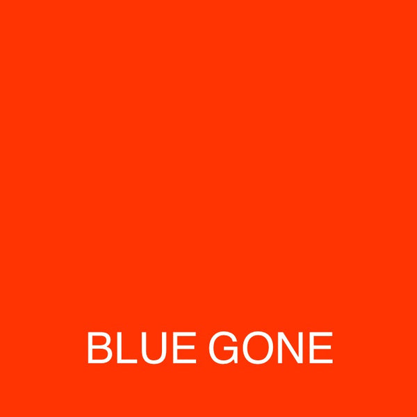 Blue Gone 12ml ( The Forever Color Series)