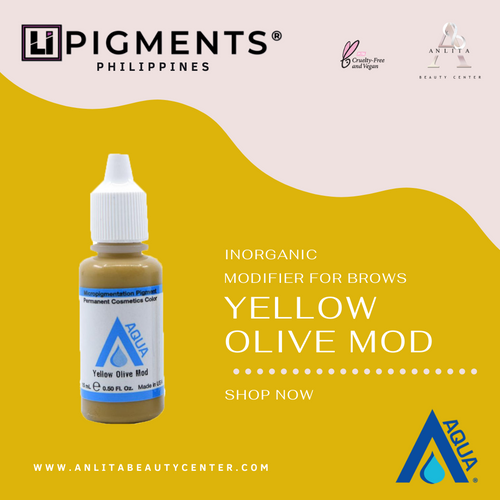Yellow Olive Mod 15ml (Aqua)