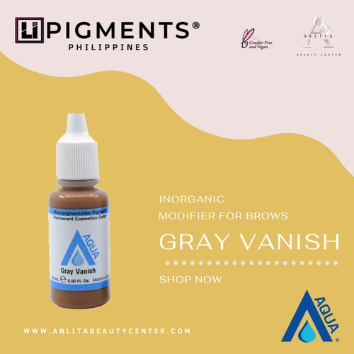 Grey Vanish 15ml (Aqua)
