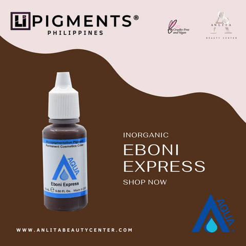 Eboni Express 15ml (Aqua)