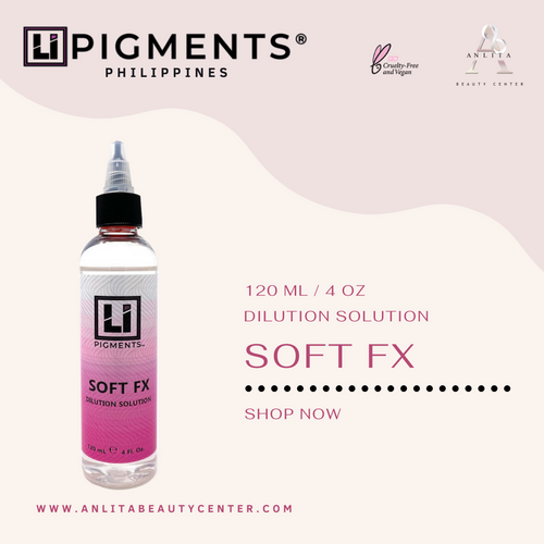 Soft FX Pigment Dilution 120ml