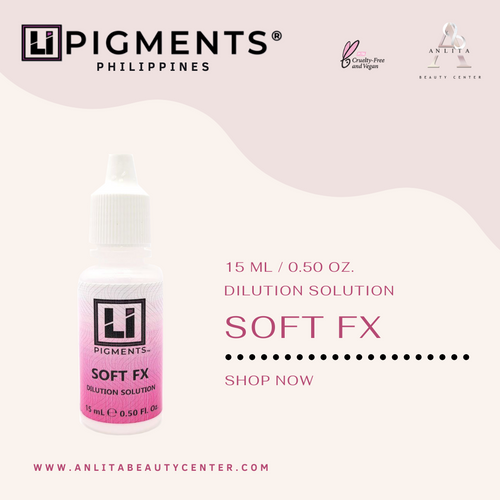 Soft FX Pigment Dilution 15ml