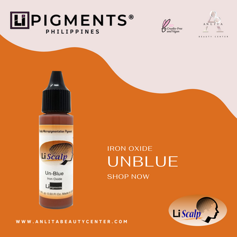 Unblue 15ml (Iron Oxide Hair Scalp)