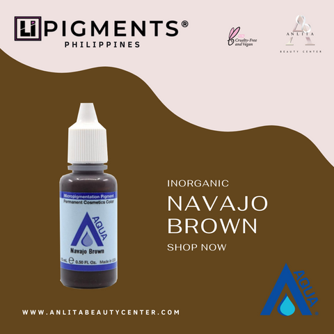 Navajo Brown 15ml (Aqua)