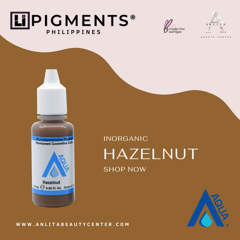 Hazelnut 15ml (Aqua)