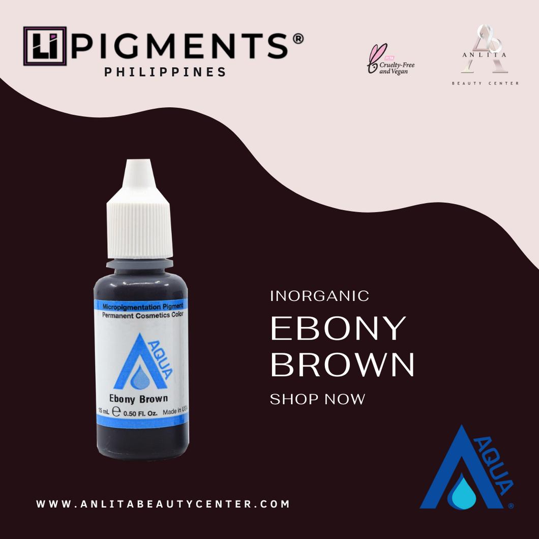 Ebony Brown 15ml (Aqua)