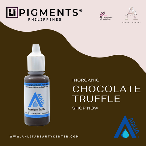 Chocolate Truffle 15ml (Aqua)
