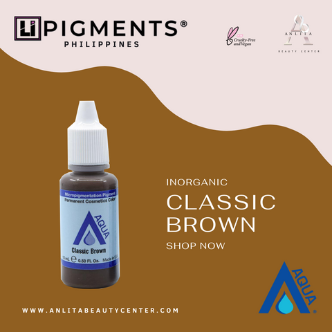 Classic Brown 15ml (Aqua)