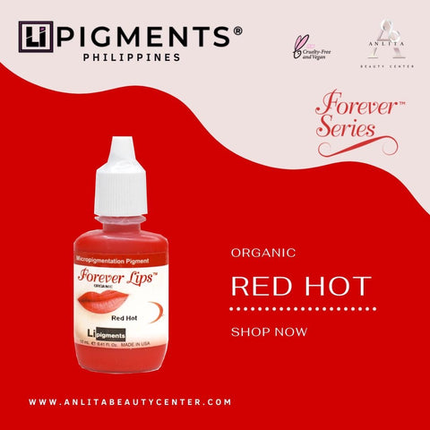 Red Hot 7ml (The Forever Color Series)
