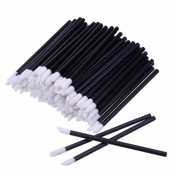 Cosmetic Brush Wand 50p/pack