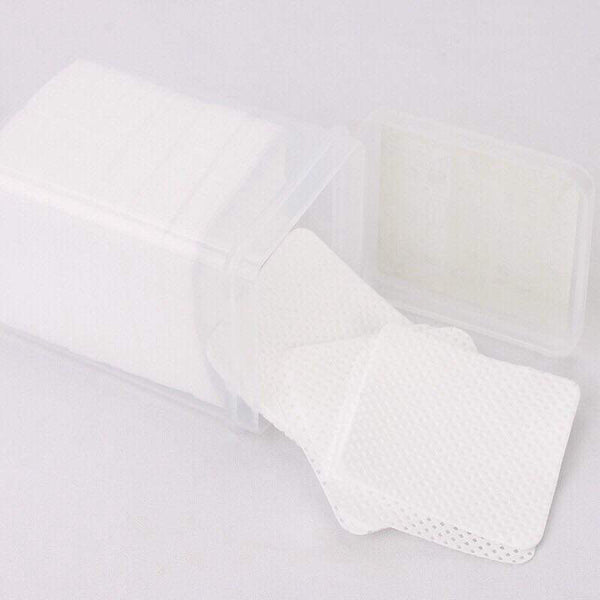 Eyelash Extension Glue Cleaning Cotton Pad
