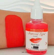 Red Hot 12ml ( The Forever Color Series)