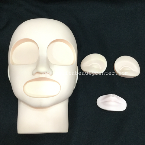 Mannequin PARTS -(Eyes & Lips)