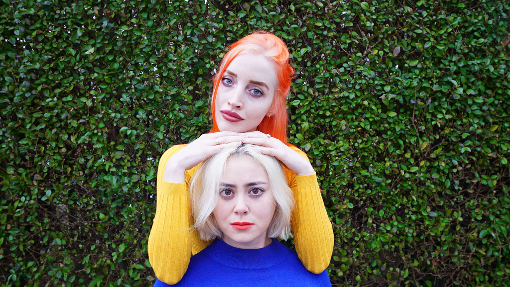 "Sister Meets: Bel Knight & Clare Hoey, AKA the creators of comedy play ""It's Not Cute Anymore"""