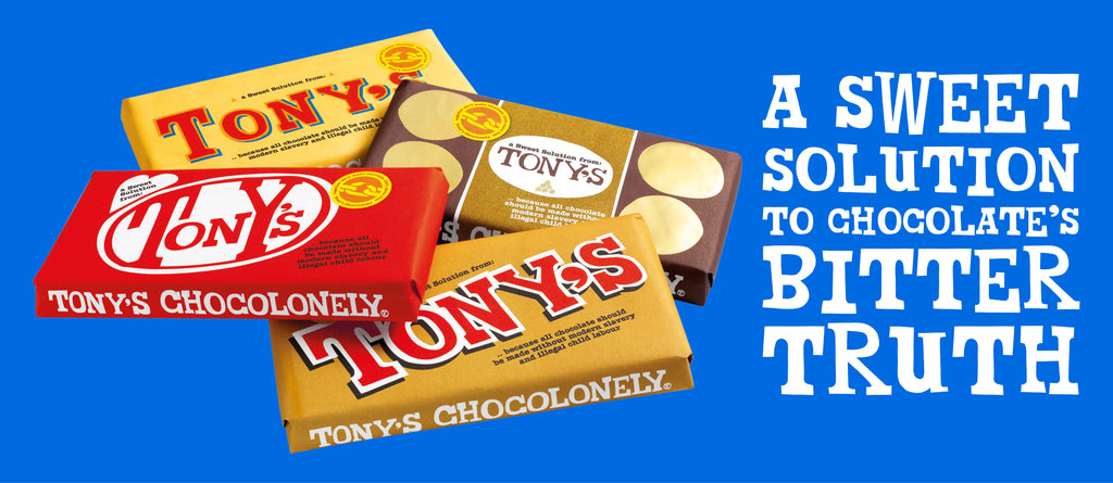 Sister Meets...Tony's Chocolonely