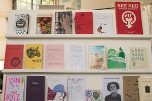 Sister Visits: The Feminist Library on Loan at The Showroom