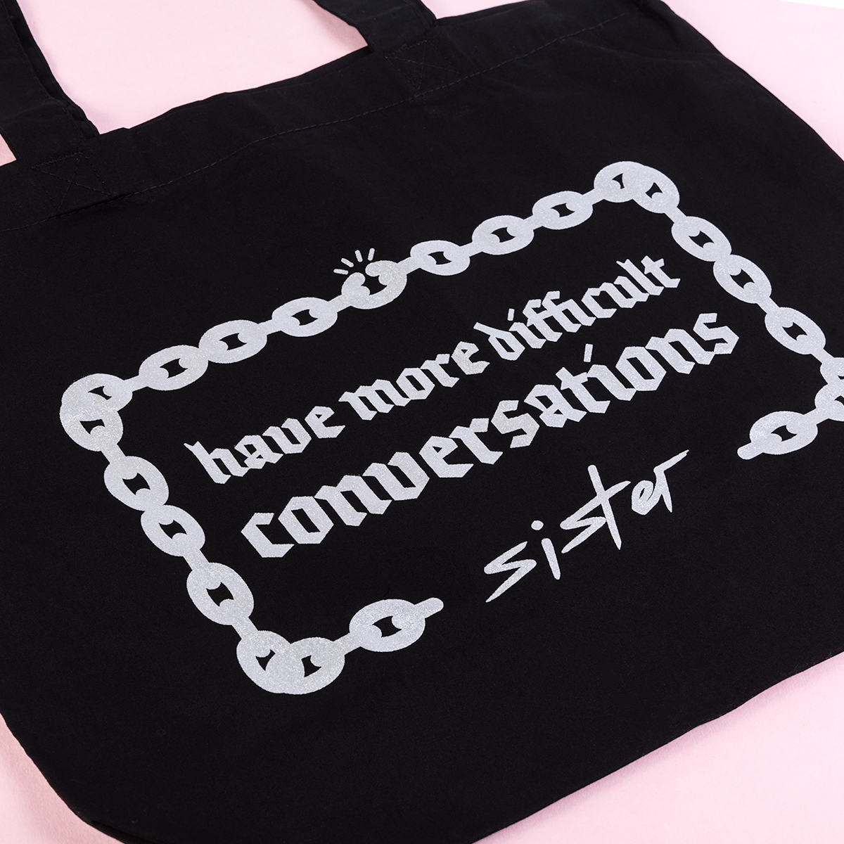 Difficult Conversations Tote