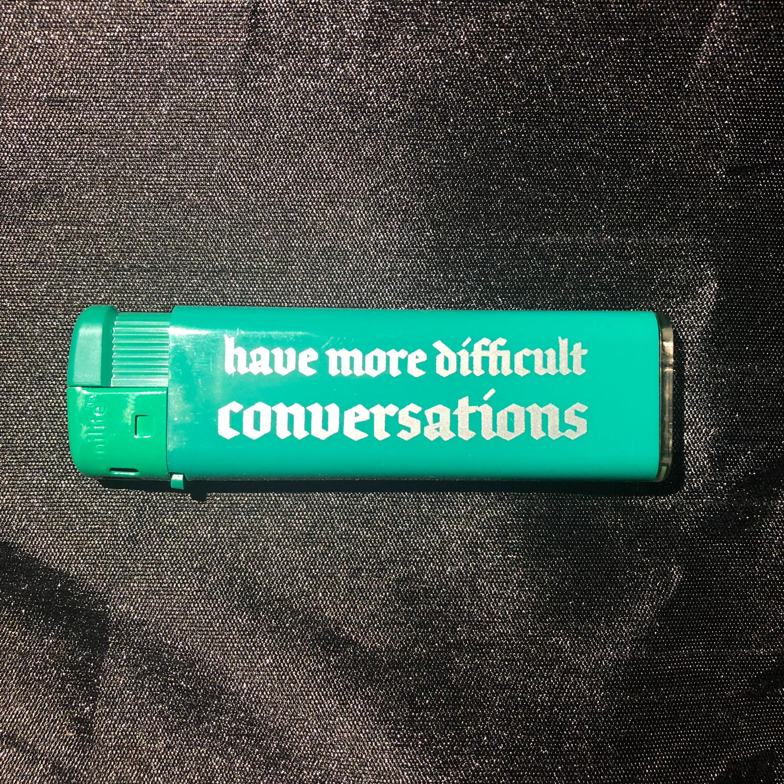 Difficult Conversations Lighter