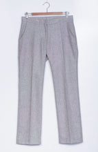 Load image into Gallery viewer, Woman's Grey Suit Trousers
