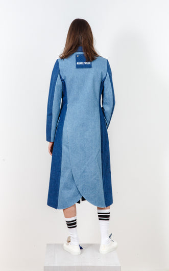 Pre-order - DAMUR - 003 - Commercial Long Coat - Woman