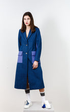 DAMUR - 003 - Long Coat - Woman