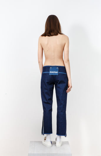 Pre-order - DAMUR - 003 - Slim Trousers - Woman