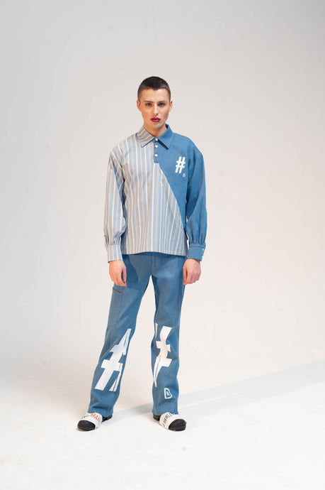 DAMUR - 005 - Denim Jeans - Man