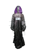 Load image into Gallery viewer, #Travelwear Black Lightning Coat
