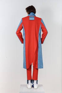 DAMUR - 003 - Long Coat - Man