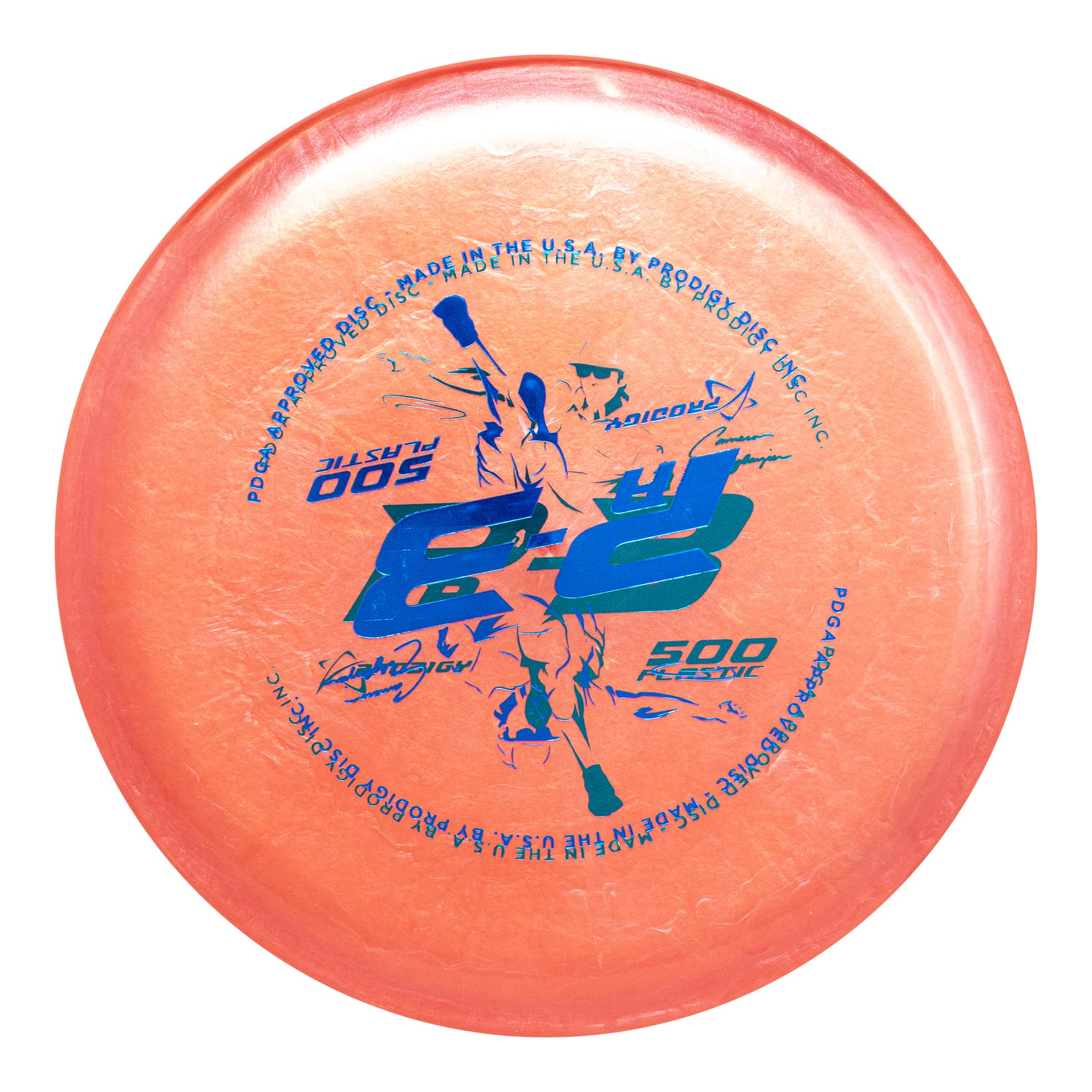 Multi-Colour First-Play Plastic Frisbee