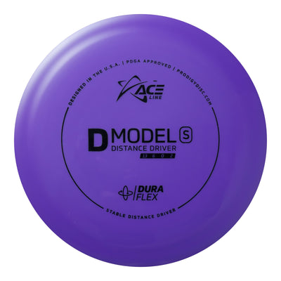 ACE Line D Model S DuraFlex Plastic - Mini Star Bottom Stamp