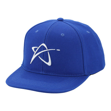 Prodigy Star Snapback Hat, Blue