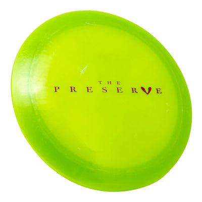 Prodigy D2 Max 500 Plastic - The Preserve Bar Stamp
