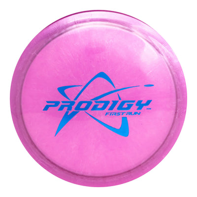 Prodigy F5 500 Plastic - First Run Stamp