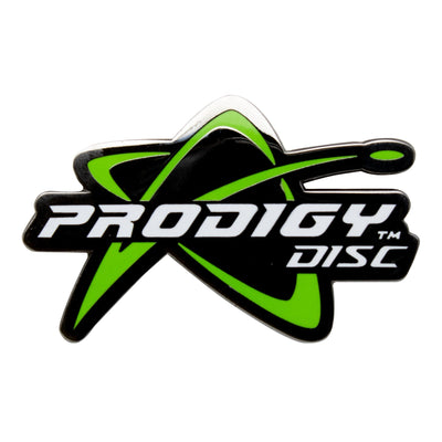 Prodigy Logo Disc Golf Pin
