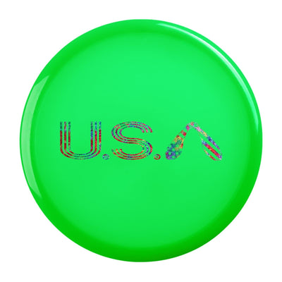 Prodigy A3 400 Plastic - Airborn USA Stamp - Prodigy Disc